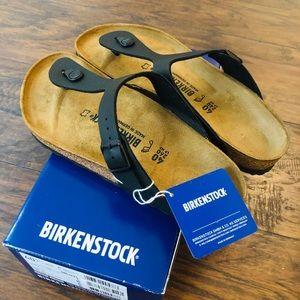 Birkenstock Gizeh Black NWT Size 40 (US W9 M7)